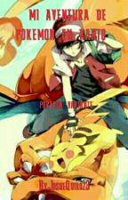 Mi Aventura De Pokemon En Kanto  by JosueQuiroz3