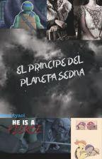 El Principe Del Planeta Sedna  by tmntyaoi