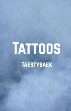 Tattoos // yoonseok by taestybaek