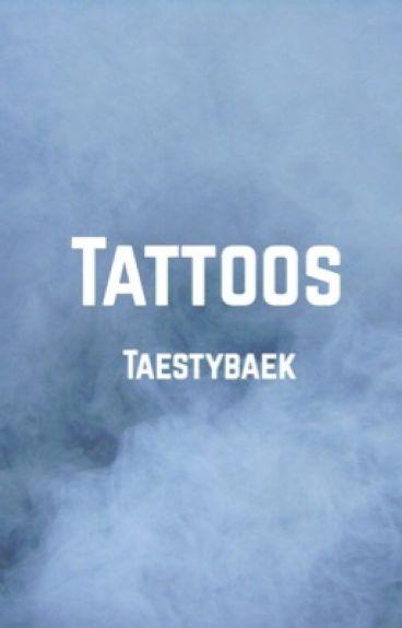 Tattoos // yoonseok