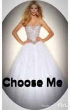 Choose me: a selection fan-fiction  by niamhstories