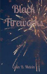 Black fireworks by AltoBlueAwesomeness