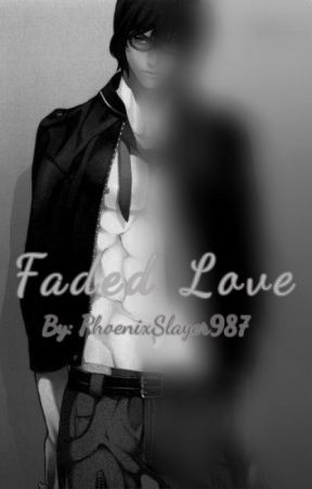 Faded Love ||Aaron x Reader|| by PhoenixSlayer987