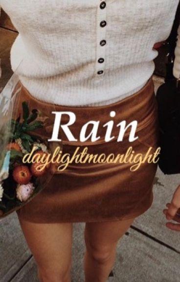 Rain 》christian akridge