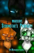 Warriors: The Legend Of LightningClan: Stormstar's Prophecy by Warriorkittiesrule