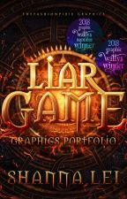 liar game: graphics portfolio by TheFashionPixie