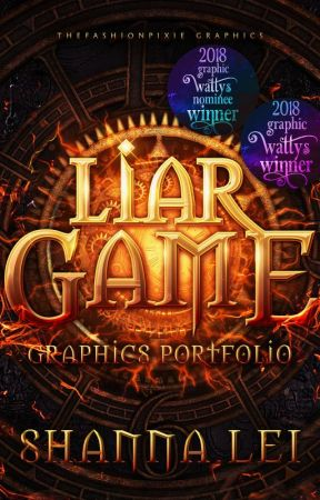 liar game: graphic portfolio by TheFashionPixie