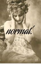 Normal || Namjin by bisexual-jimin