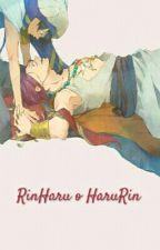 Imágenes RinHaru O HaruRin (Comics y Gif) by otakugirl9569