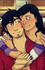 Aarmau A Romantic Fanfiction by kittylover4eva