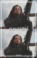 marvel bible *EDITING* by voidmaximoff