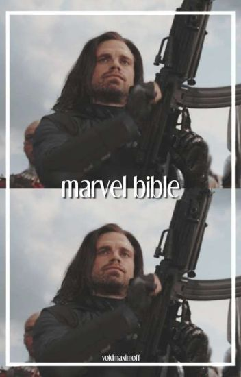 marvel bible *EDITING*