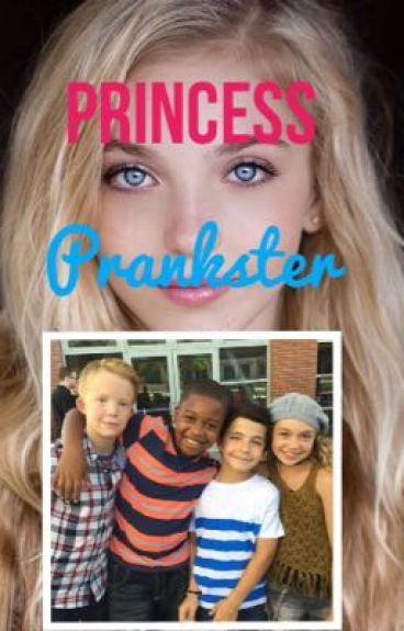 Princess Prankster (walk the prank and Brynn Rumfallo fanfic)