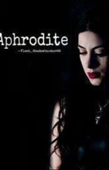 Aphrodite [The Flash Barry Allen Fanfic]
