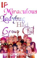 If Miraculous LadyBug had Group Chat by Kawaii-Anime-Jess