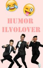 Humor Ilvolover by mariadanze