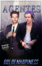 Agentes |Larry| © by GoldenHapiness