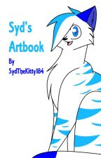 Syd Kitty's Artbook by SydTheKitty184