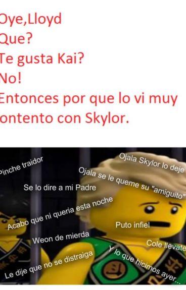 Memes ninjago :v