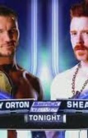 SHEAMUS VS RANDY ORTON by WWERayyan