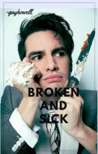 Broken and Sick; Brallon by -gayhowell