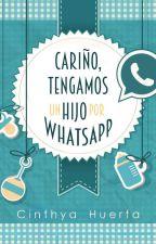 Cariño, tengamos un hijo por WhatsApp by Nozomi7