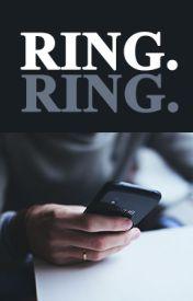 Ring Ring by JaredKlingele