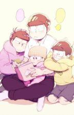 Osomatsu-San Babysitters X Reader by Bennygotacookie
