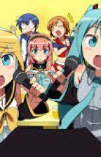 Những Câu Truyện Của Vocaloid ( tạm drop ) by Macaron_chan