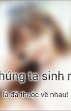 [LONGFIC][Fanfiction Girl][BTS]-Chúng Ta Sinh Ra..Vốn Đã Thuộc Về Nhau ! by TaeYi9205