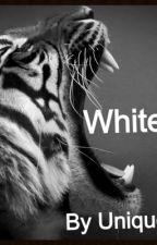 White fang by Unique_raven1