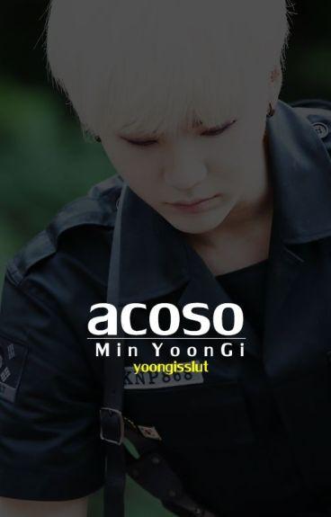 Acoso «yoongi»