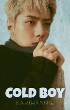 [O.S] Cold Boy → HunHan by KariHannie