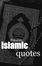 Islamische Zitate by -Hayatim-