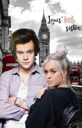 Louis Little Sister. (fan fiction) by yes_or_no02