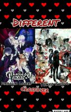 Different (Tokyo Ghoul/Diabolik Lovers Crossover) by TaeKookPotato