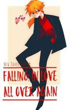 Falling In Love All Over Again (Rowdyruff Brick x Reader) by New_Skara_Scream