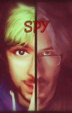 Spy (JacksepticeyeXreader) by ___Dark_Star___