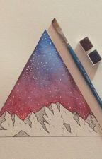 My artworks! by aislinnb101