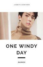 one windy day┃sehun by nainoh