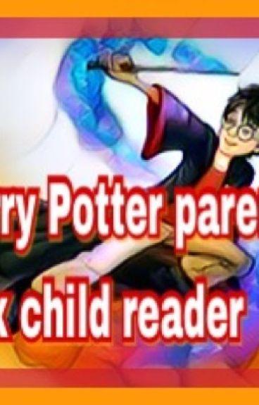 Harry Potter parent x child reader
