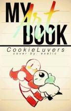 My Super Duper Artbook (and Updates!) by CookieLuvers