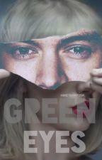 Green Eyes by Honeybunny2501