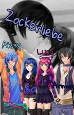 Zockerliebe-Armin FF {ABGESCHLOSSEN} by Yuko_Inuzuka