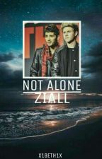 Not alone | Z.H by x1beth1x