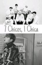 7 Chicos, Una Chica ~Block B Y Tú~ by KunpiG7