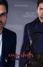 One-shots e imaginas- Sebastian Stan & Bucky Barnes by SorchaHale12