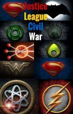 Justice League: Civil War by JarrettLeonard