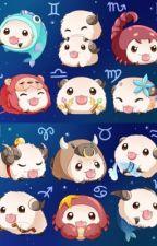 Anime Zodiac by natsu_bae7