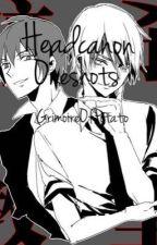GakuKaru Headshots ~ Boy x Boy by GrimoireOfPotato